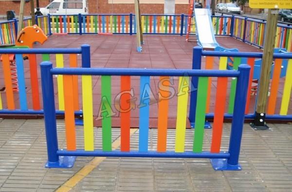 Art culos parques y juegos infantiles y para guarderias - Vallas escaleras para ninos ...