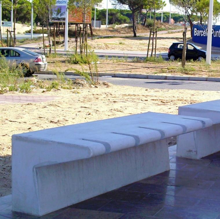 Artículos - Mobiliario Urbano - Bancos o asiento - Bancos o asiento ...