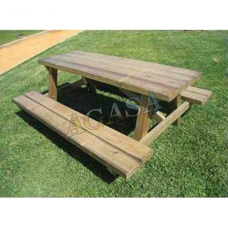 Bancos de madera rusticos best bancos de madera rsticos bancos de madera para jardn bancos de - Muebles riesgo oviedo ...
