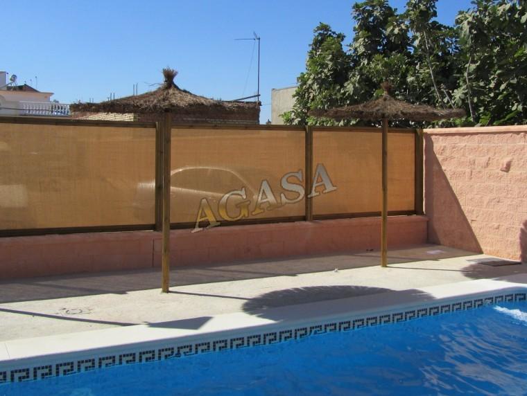 Art culos mobiliario urbano piscinas y sombrillas - Sombrillas para piscinas ...