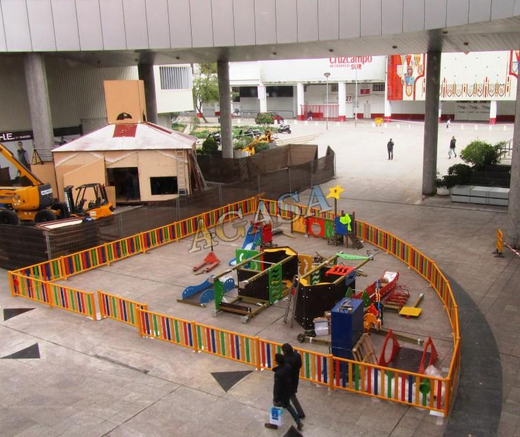 Art culos parques y juegos infantiles y para guarderias - Mobiliario infantil sevilla ...
